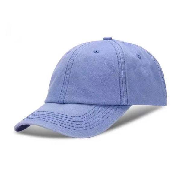 Bilde av Cap lys jeans blå