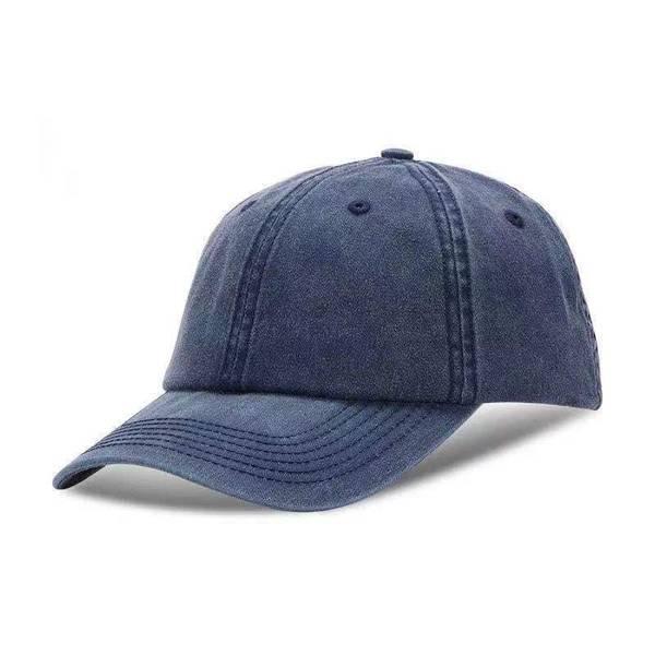 Bilde av Cap mørk jeans blå