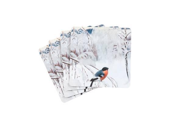 Bilde av Coasters Vintermorgen