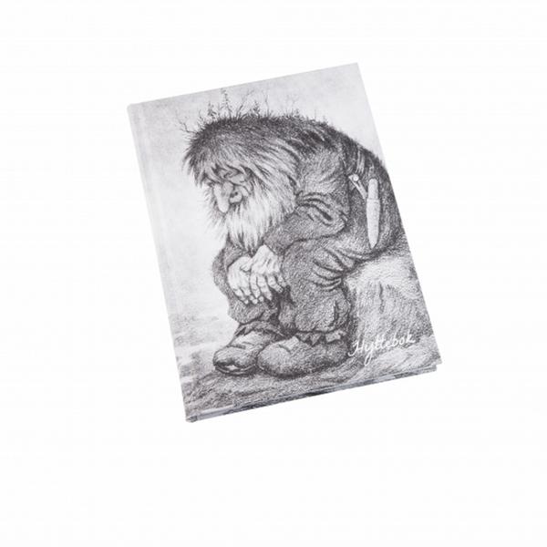 Bilde av Hyttebok trollet