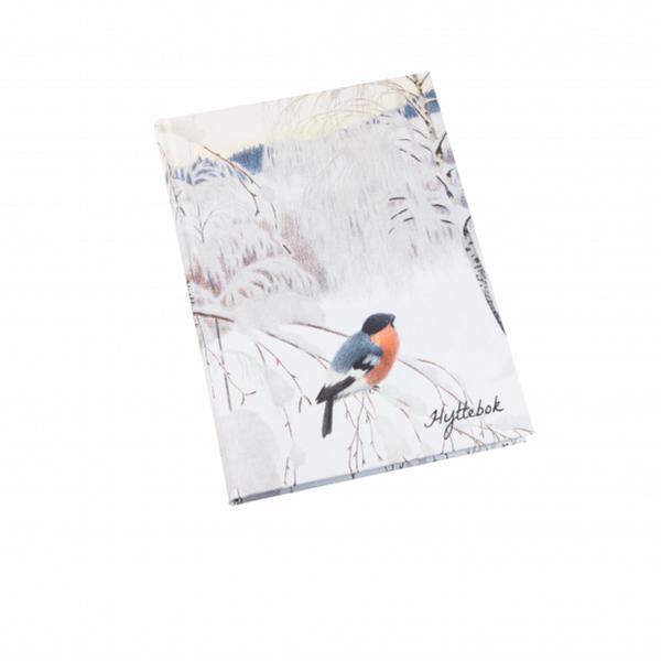 Bilde av Hyttebok Vintermorgen