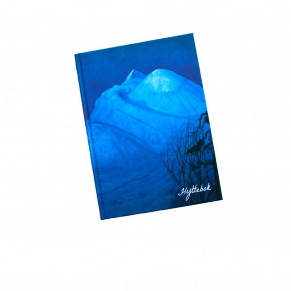 Bilde av Hyttebok Vinternatt