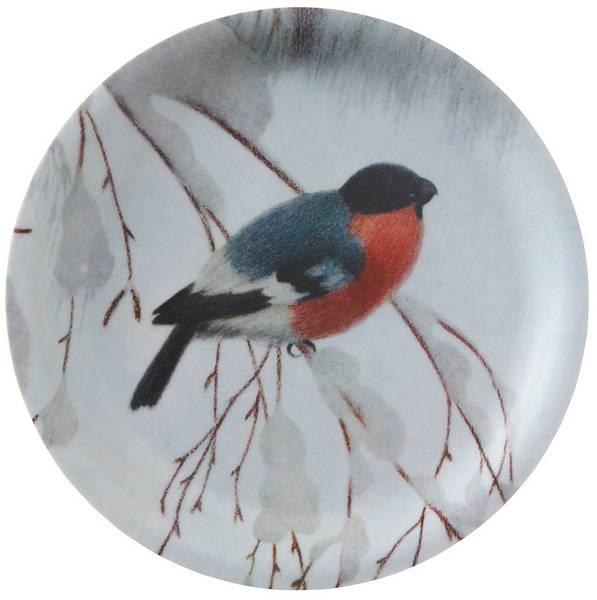 Bilde av Coaster Vintermorgen - rund