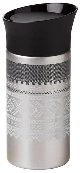 Bilde av Sølv Termokopp Mariusmønster