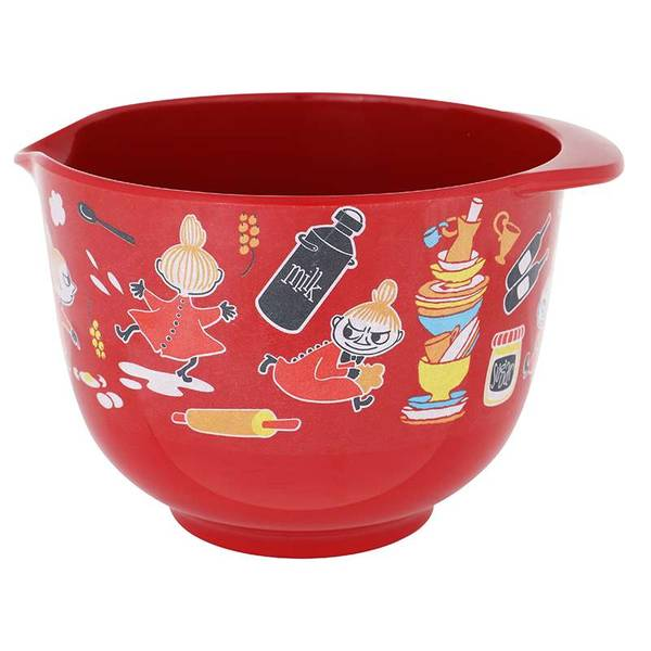 Bilde av Mummi Bakebolle rød 0,5 liter