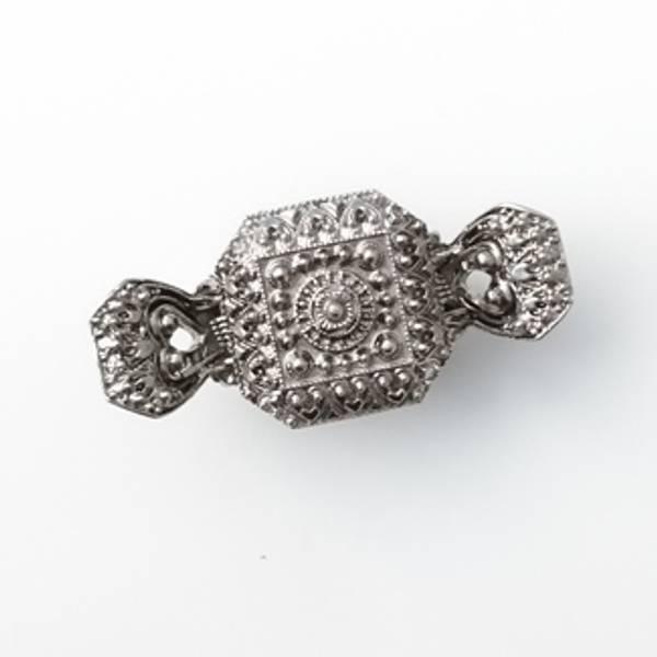 Bilde av FRØYA BUNADSHÅRKLYPE liten Sølv