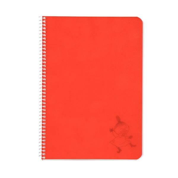 Bilde av Lille My notatbok, rød 50s