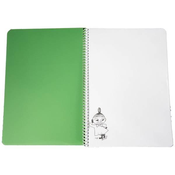 Bilde av Lille My notatbok, grønn 50s