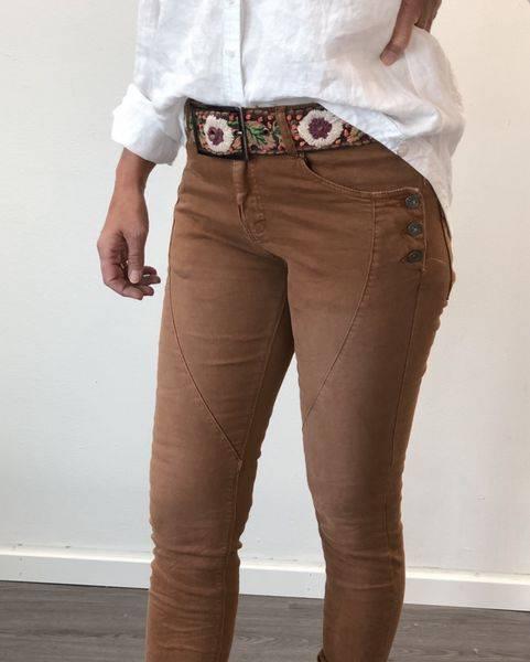 Bilde av Bukse mandel brun