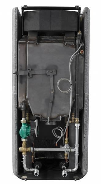 Heta Scan-Line 805 Aqua Komplett Kleberstein med kit