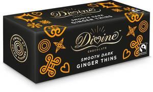 Bilde av Divine Ginger Thins