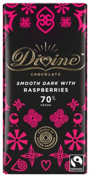 Divine Dark with Raspberry