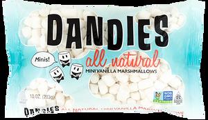 Bilde av Mini Vanilla Marshmallows Dandies 283 g. B.f 30.6