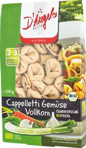 Bilde av D'Angelo Fullkorn Cappelleti med grønnsaker