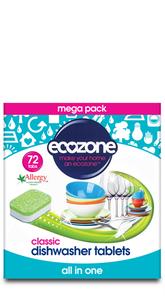 Bilde av Ecozone Dishwasher tablets