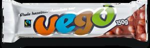Bilde av Vego Sjokolade med Hasselnøtter 150 g