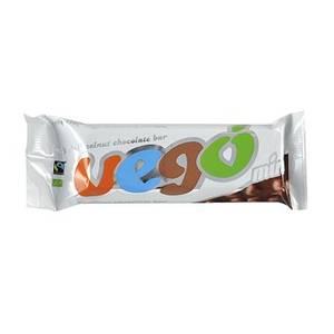 Bilde av Vego sjokolade.Best før 10.3.21