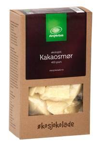 Bilde av Kakaosmør (økologisk, av rå kakao) 400 g