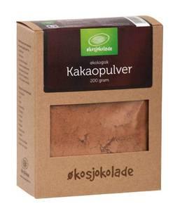 Bilde av Kakaopulver (økologisk, av rå kakao) 200 g