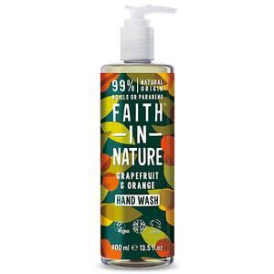 Bilde av Faith in Nature Grapefruit & Appelsin håndsåpe