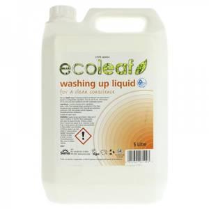 Bilde av Ecoleaf oppvaskemiddel 5 L