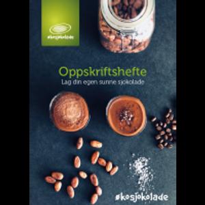 Bilde av Økosjokolade oppskriftshefte 2019