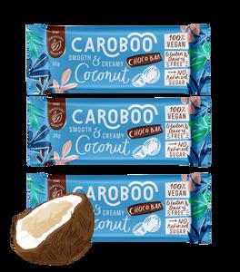 Bilde av Caroboo Coconut Choco Bar