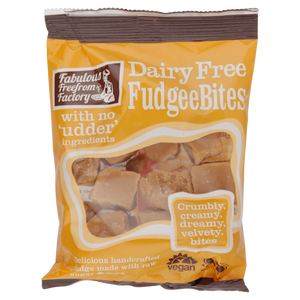 Bilde av Dairy free Fudgee Bites