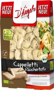 Bilde av D'Angelo Cappelletti med røket tofu