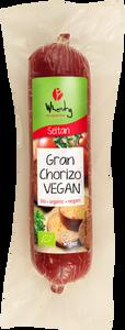 Bilde av Wheaty Gran Chorizo- vegankorv.
