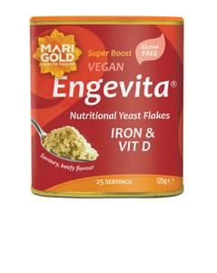 Bilde av Engevita næringsgjær m/ jern og vit D.