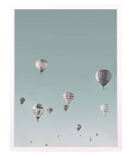 Bilde av FLYING BALLOONS POSTER