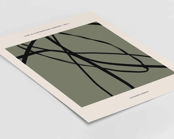 Bilde av The illustration series no 2 plakat