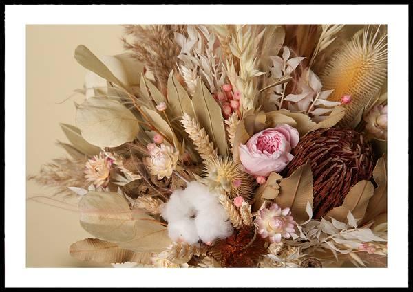 Bilde av Dried bouquet plakat