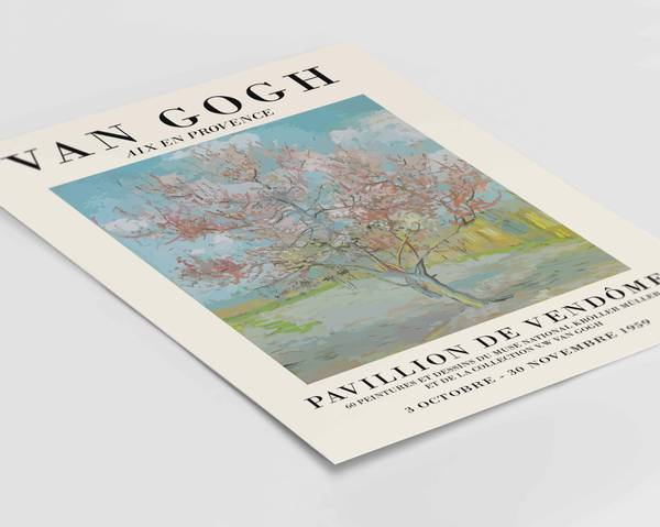 Bilde av Van Gogh Aix En Provence no 3 plakat
