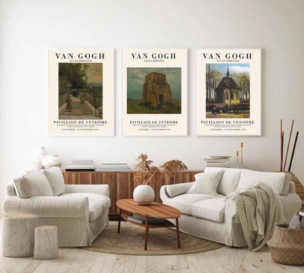 Bilde av Van Gogh Aix En Provence no 4 plakat