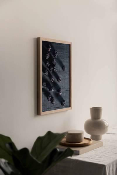 Bilde av Blackberries plakat