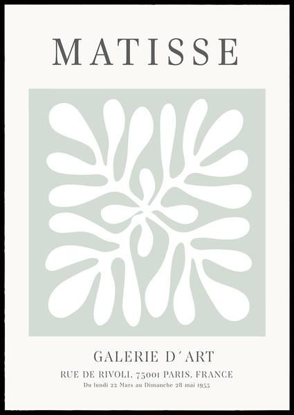 Bilde av Matisse Galerie D´ art plakat