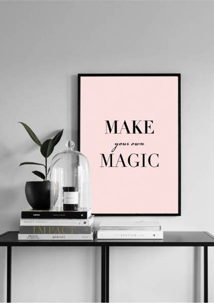 Bilde av MAKE YOUR OWN MAGIC POSTER