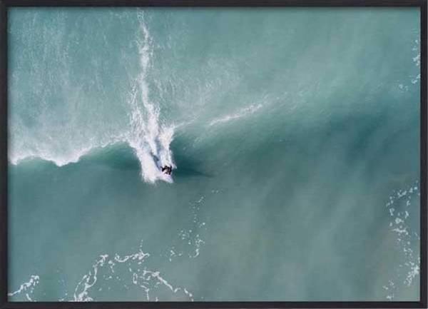 Bilde av GREEN SURF POSTER