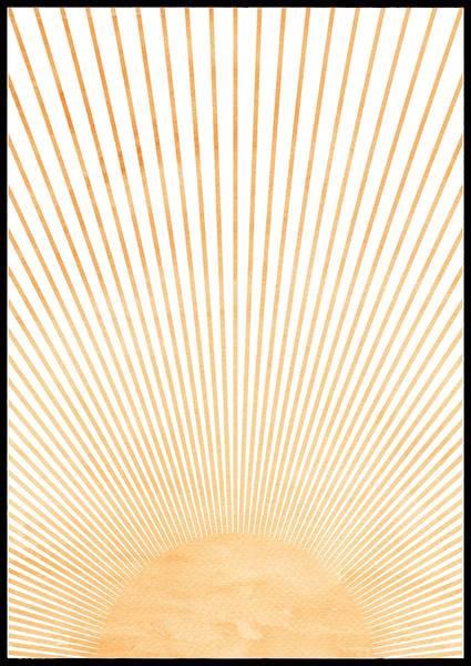 Bilde av SUN N02 PLAKAT