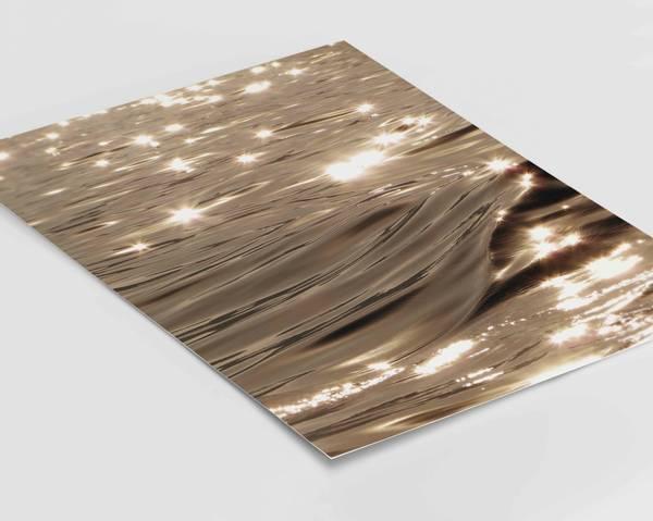 Bilde av Sun in ocean plakat