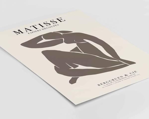 Bilde av Matisse Papiers Découpés no 1