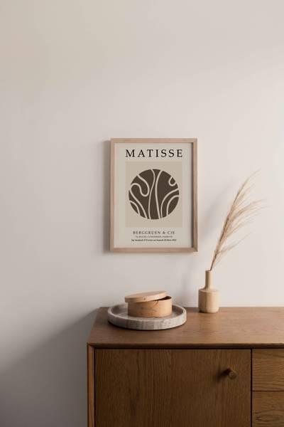 Bilde av Matisse Berggruen & Cie brown