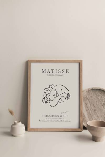 Bilde av Matisse Papiers Découpés no 2