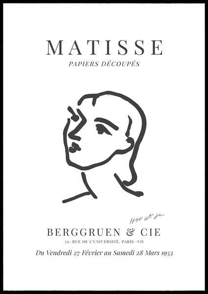 Bilde av Matisse Papiers Découpés no 3