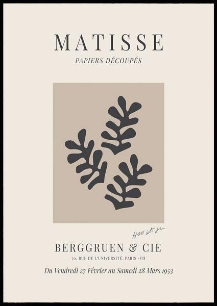 Bilde av Matisse Papiers Découpés no 5