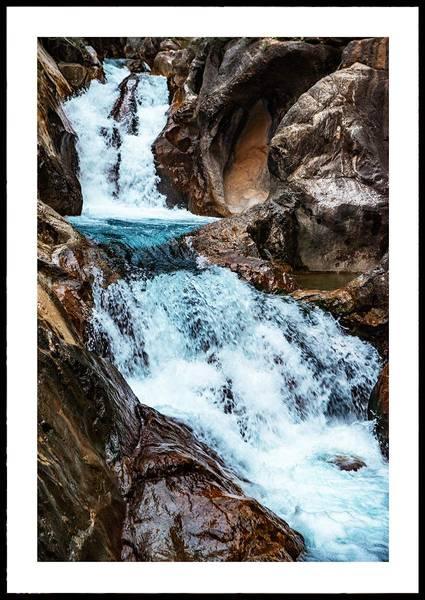 Bilde av BLUE RIVER PLAKAT