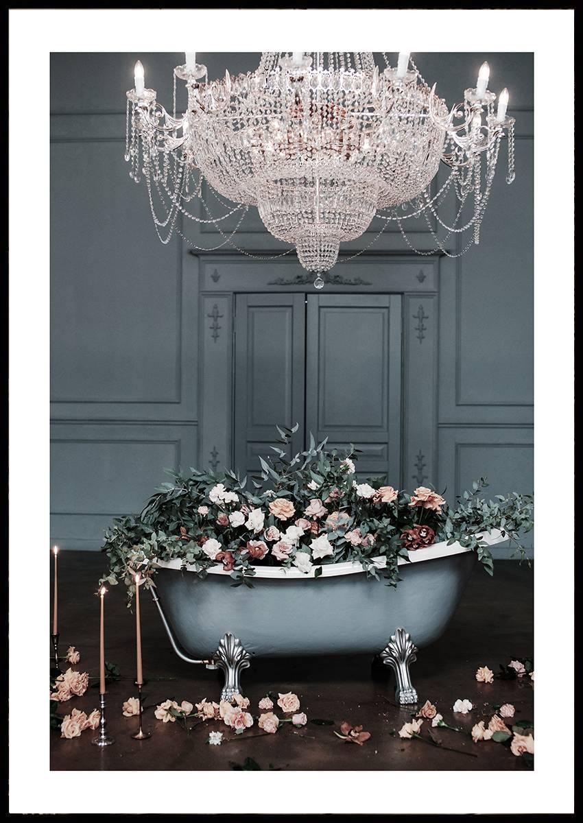 The bathtub plakat