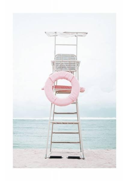 Bilde av BEACH TOWER POSTER
